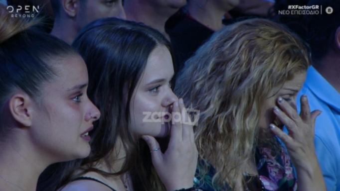 X Factor: Ξέσπασαν σε δάκρυα στο πλατό – Τι συνέβη;