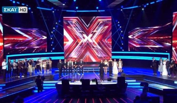 X Factor: Αυτός ο παίκτης αποχώρησε στο 3o live