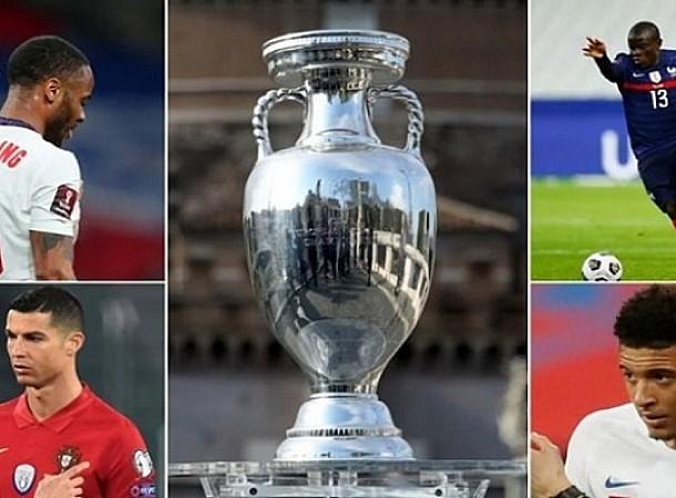 EURO 2020: Οι σύλλογοι με τους περισσότερους ποδοσφαιριστές