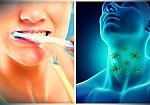 Ο καρκίνος του οισοφάγου συνδέεται με το βούρτσισμα των δοντιών! Δείτε τι συμβαίνει