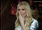 Λύγισε η Νατάσα Θεοδωρίδου ξέσπασε σε δάκρυα