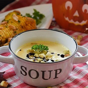 Μανιταρόσουπα: Η ιδανική συνταγή για τον χειμώνα