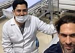 Σε νοσοκομείο στο Ιράν ο Γιάννης Σπαλιάρας