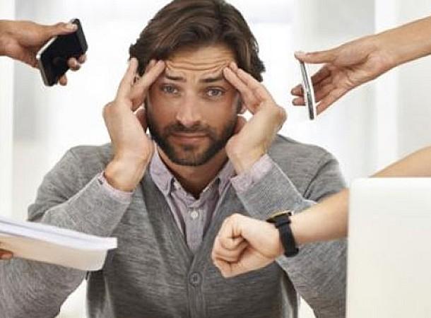 Νιώθεις στρεσαρισμένος; Το μυστικό για να αποβάλεις το άγχος σε 20 λεπτά
