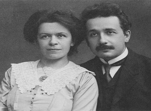 Ο οκτάλογος της παράνοιας του Αϊνστάιν στη σύζυγό του - Δεν θα μου μιλάς αν...