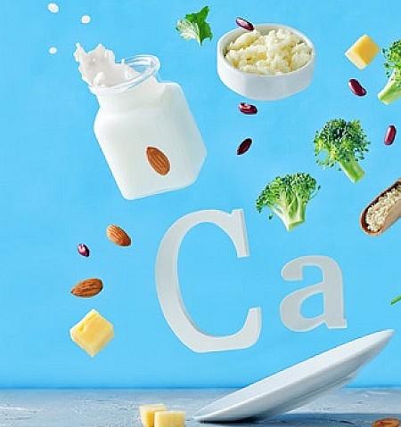 Τροφές με ασβέστιο: Σε ποιες τροφές υπάρχει ασβέστιο που δεν έχεις φανταστεί;