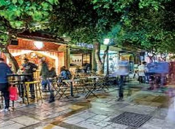 Αυτή είναι η πιο νόστιμη δωρεάν βόλτα στην Αθήνα