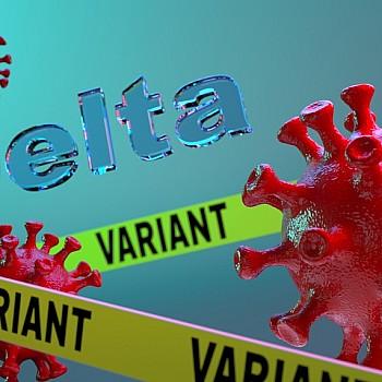 Μετάλλαξη Δέλτα: Το νέο στέλεχος είναι πολύ μεταδοτικό όπως η ιλαρά και η ανεμοβλογιά