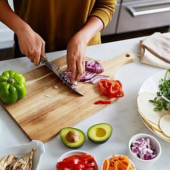 Πέντε την ημέρα: Η διατροφική φόρμουλα του Harvard για μακροζωία