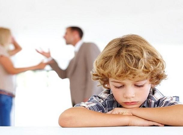 Τα 6 λάθη που κάνουν οι γονείς  που παίρνουν διαζύγιο