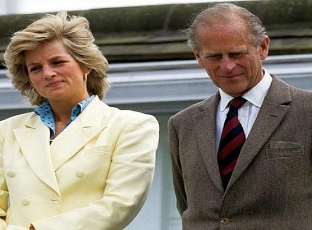 Η ιδιαίτερη σχέση του πρίγκιπα Φίλιππου με την Νταϊάνα