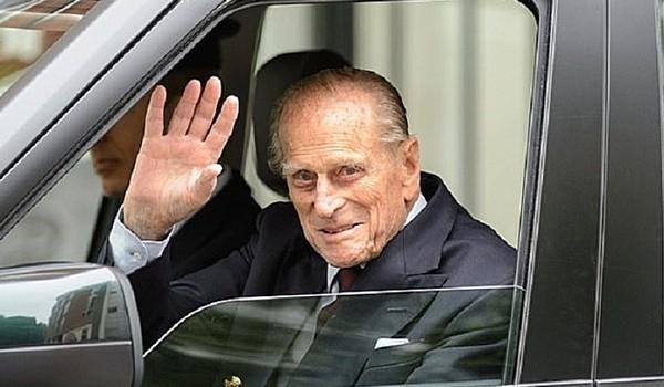 Πέθανε ο πρίγκιπας Φίλιππος σύζυγος της βασίλισσας Ελισάβετ