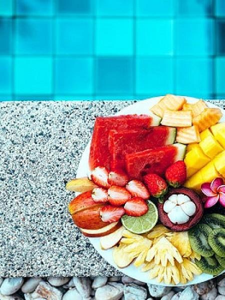 Το φρούτο που ρίχνει την πίεση και ενισχύει το ανοσοποιητικό σου