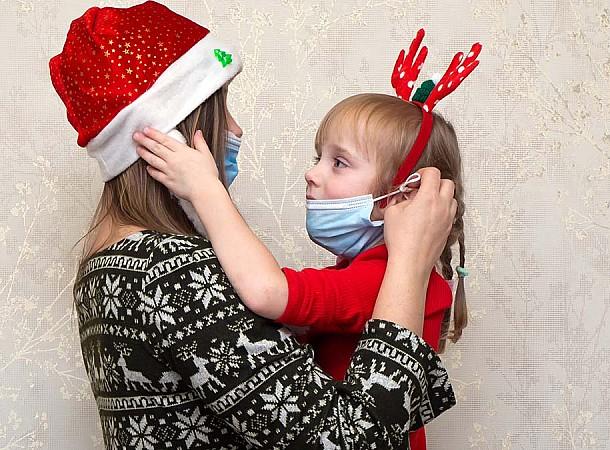 Γονείς: Έτσι θα βοηθήσετε τα παιδιά να διαχειριστούν αυτές τις πρωτόγνωρες γιορτές