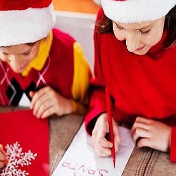 Γιατί πρέπει όλα τα παιδιά να γράφουν γράμμα στον Άι Βασίλη