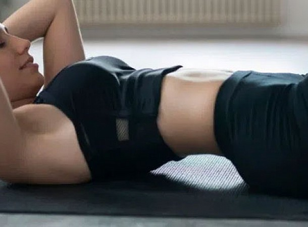 Κάψτε λίπος σε πέντε λεπτά με αυτό το πρόγραμμα γυμναστικής