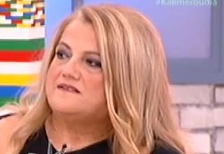 Ελένη Καστάνη: Ήμουν έγκυος σε εκείνα τα γυρίσματα και έχασα το παιδάκι