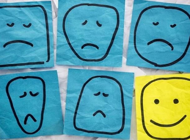 Κατάθλιψη: Τρία κόλπα του μυαλού για να την αντιστρέψετε