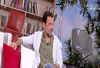 Κωνσταντίνος Καζάκος: Ξέσπασε on air – «Είναι γελοίο, έχω κουραστεί να με ρωτάνε