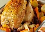 Ποια πρέπει να είναι η θερμοκρασία του μαγειρεμένου κοτόπουλου ώστε να είστε ασφαλείς;
