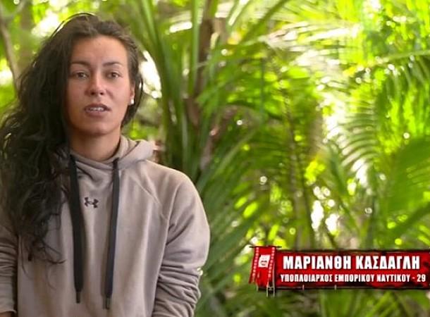 Survivor: Η Μαριάνθη ρίχνει τα βέλη της - Μίλησε για όλους και για όλα!