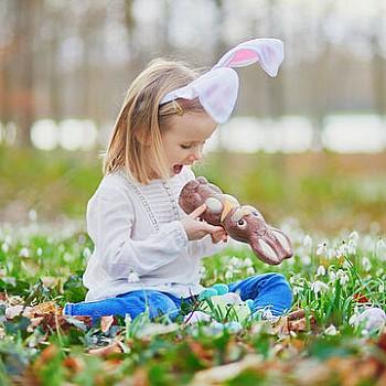 Παιδί και σοκολατένια αυγά του Πάσχα: Οδηγίες για ασφαλή κατανάλωση
