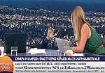 O Γιώργος Παπαδάκης έπεσε από την καρέκλα του