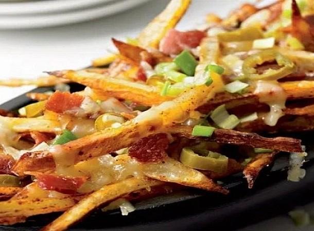 Aυτή η συνταγή για τηγανητές πατάτες είναι λαχταριστή και όμως, διαίτης