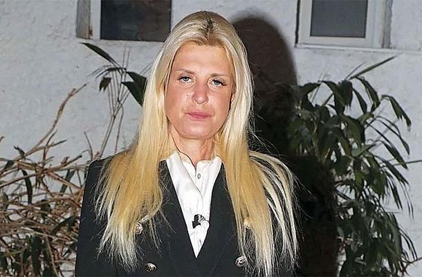 Τα εξώδικα έσβησαν το μακιγιάζ της Μαρίνας Πατούλη που εμφανίστηκε μία άλλη