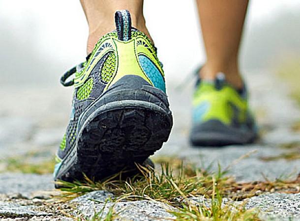 Πόσο πρέπει να περπατήσετε για να χάσετε μισό κιλό;