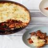 Πίτα του βοσκού με κιμά γαλοπούλας και λαχανικά