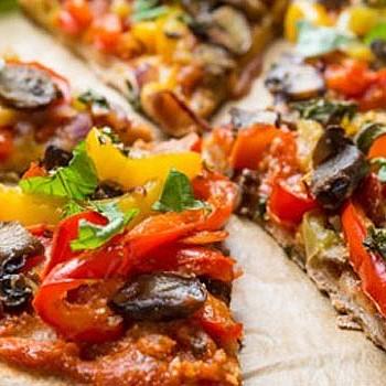 Φτιάξε την πίτσα της τεμπέλας σε χρόνο ρεκόρ