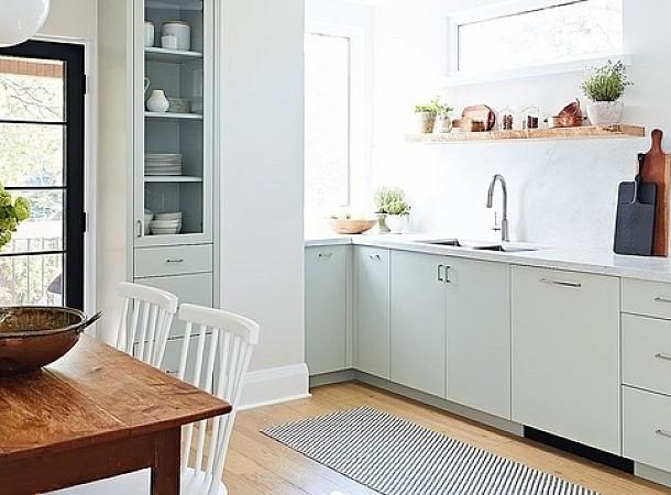 Ο καλύτερος τρόπος να διατηρείτε το σημείο πάνω από τα ντουλάπια σας πάντα καθαρό!