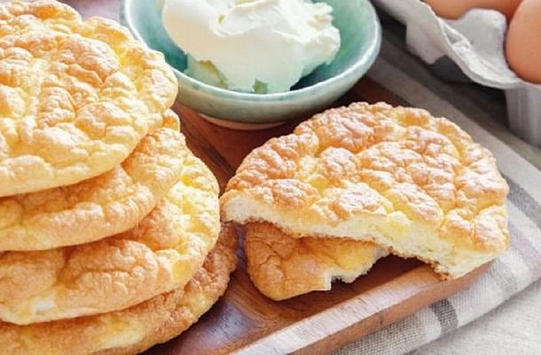 Φτιάξτε ψωμί χωρίς υδατάνθρακες και θερμίδες!