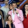X Factor – Τελικός: Ο Σάκης Ρουβάς ανέβασε την κόρη του στη σκηνή