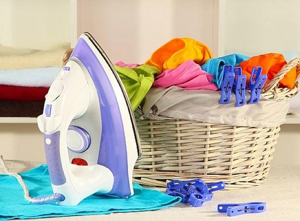 Τα 8 μεγάλα λάθη που κάνετε στο σιδέρωμα και δεν τα γνωρίζετε