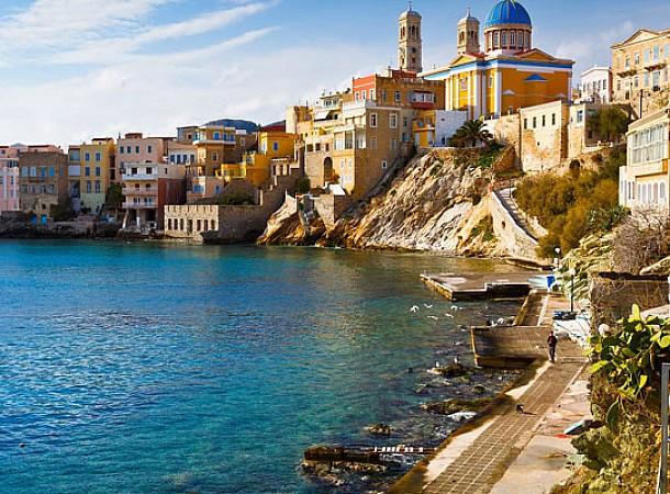 Προτάσεις για διακοπές – Σύρος: H αρχόντισσα των Κυκλάδων