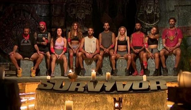Survivor: Εγώ ξέρω ότι ένας έκανε εpωτική πράξη μόνος του!
