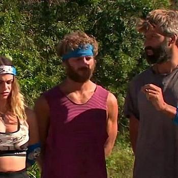 Survivor: Η απόφαση του Αλέξη και του Κρις που θα αναστατώσει την ομάδα των Μπλε-