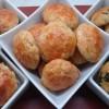 Τεμπέλικα πιτάκια με ζαμπόν, φέτα και σπανάκι