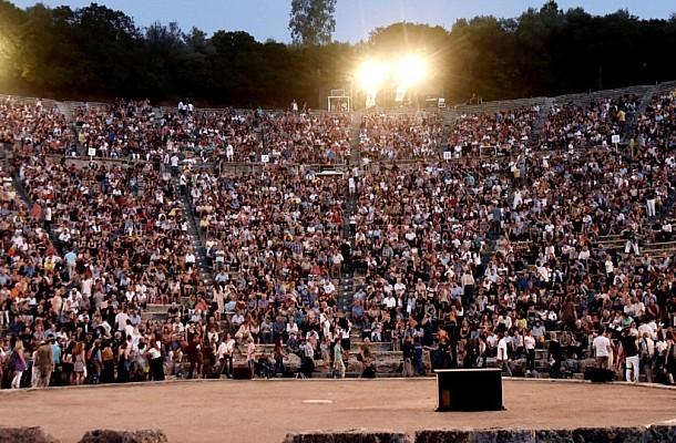 Αναβολή παραστάσεων στην Επίδαυρο. Παγώνει και το πρόγραμμα «Όλη η Ελλάδα ένας Πολιτισμός»