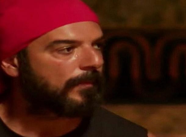 Survivor: Θέλω να φύγει ο Τριαντάφυλλος γιατί πικραίνομαι