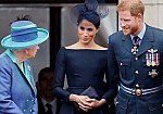 Επίσημα εκτός παλατιού Harry και Meghan Markle! Με τις ευλογίες της βασίλισσας Ελισάβετ