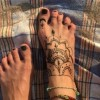 Προσοχή στα τατουάζ με μαύρη χέννα: Το Κέντρο Προστασίας Καταναλωτών προειδοποιεί